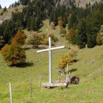 Kreuz Untergüntenstallalpe