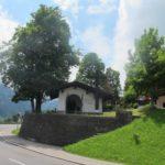 Kriegerdenkmal an der Walserstraße