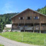 Leugehr Alpe Bezau