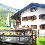 Naturfreunde-Hütte: Gauertal-Haus, Tschagguns
