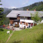 Naturfreunde Hütte: Gerach-Haus, Dünserberg