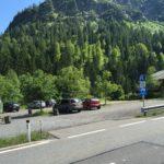 Parkplatz Bödmen