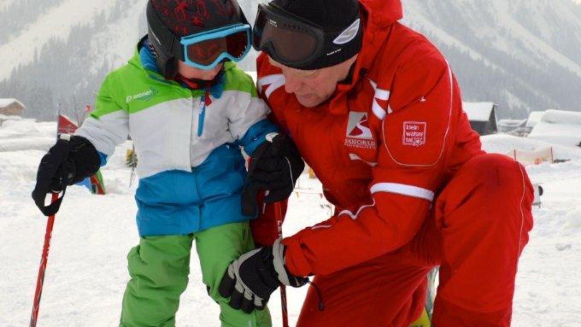 Skischule Bödmen Baad