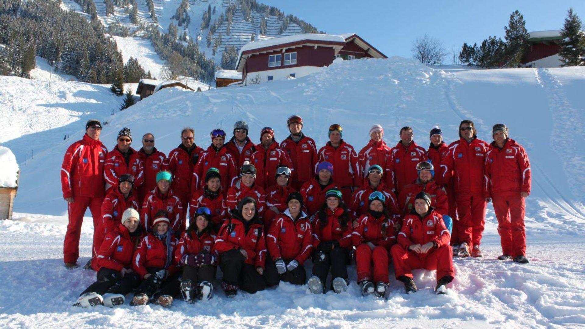 Skischule Riezlern Team