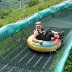 Sommertubing in Faschina