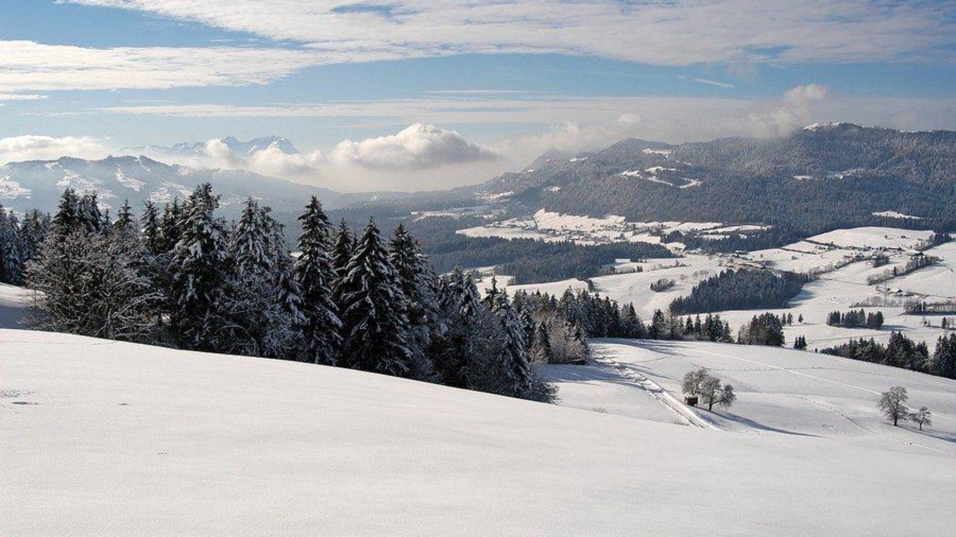 Ausblick von Sulzberg