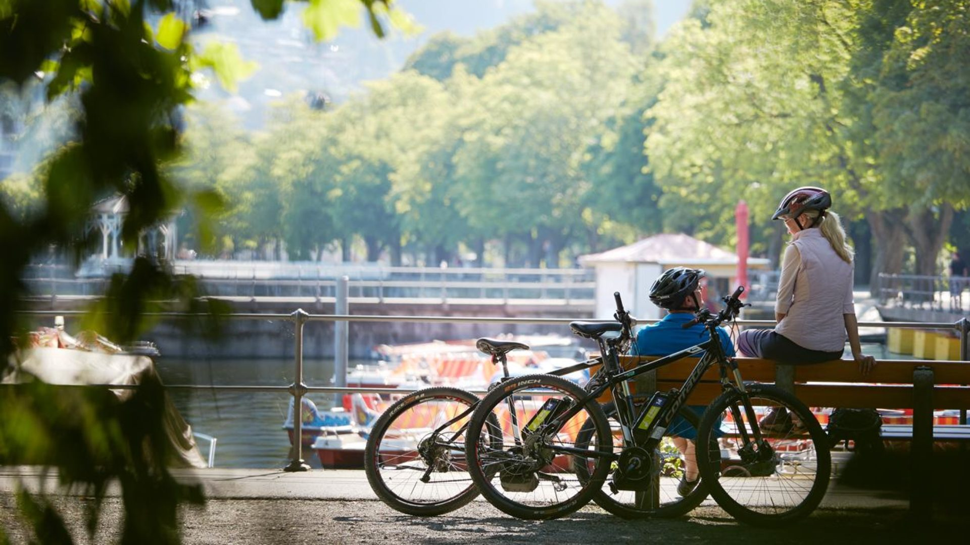E Bike Tour From Lake Constance To The Silvretta Mountains
