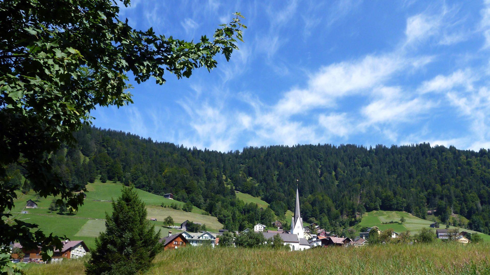 Gemeinde Laterns
