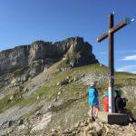 Gipfelkreuz Hahnenköpfle