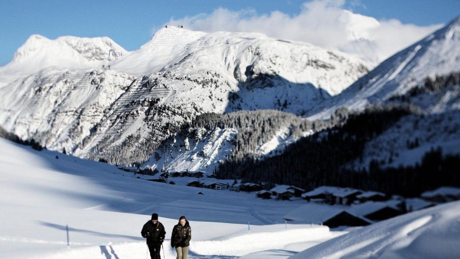 Winterwanderweg Zug