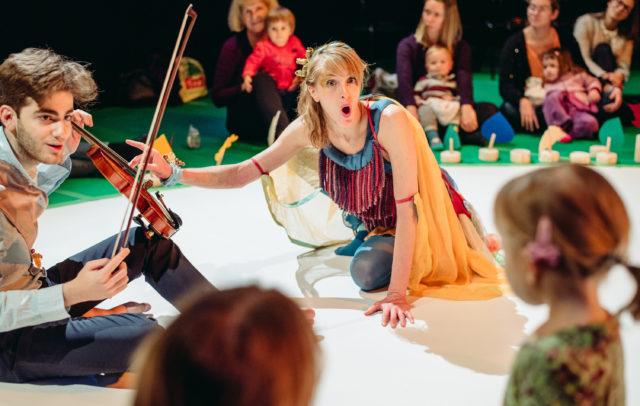Cinello - Kinderkonzerte in Bludenz © Igor Ripak