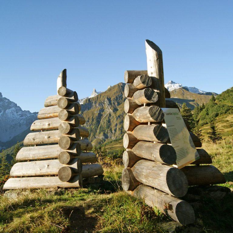 Gauertaler AlpKulTour-Weg, Montafon (c) Roland Fritsch, Montafon Tourismus
