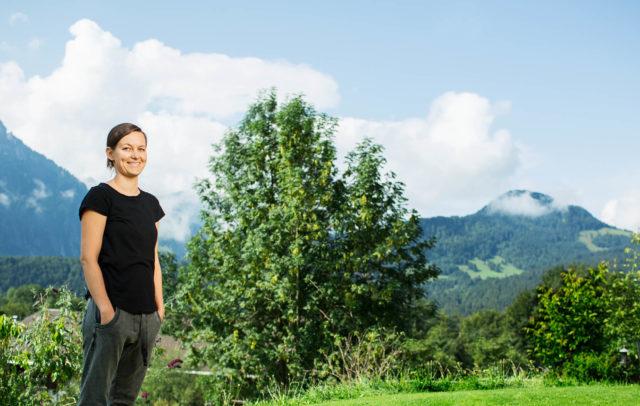 Elisabeth Breidenbrücker, Helden in Grün, Kräuterurlaub in Vorarlberg (c) Darco Todorovic