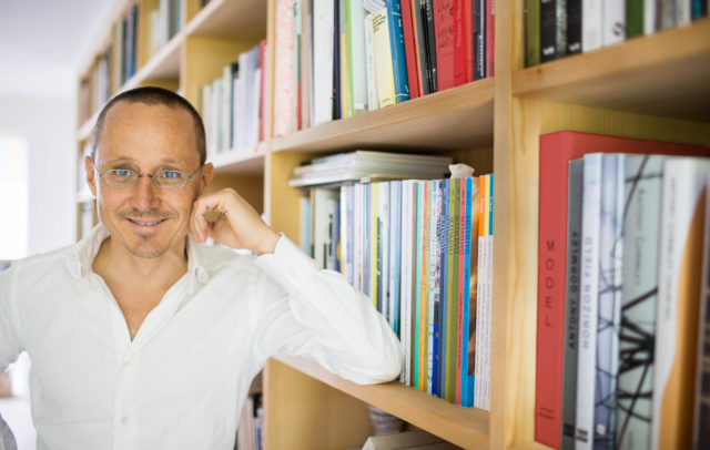 Gerold Schneider ist Hotelier und Architekt aus Lech (c) Darco Todorovic