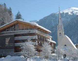 Hotel Krone, Au, Bregenzerwald, Winter, Hotels Vorarlberg (c) Hotel Krone, Au