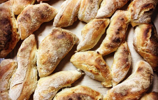 Ofenfrisches Brot aus der Kochschule von Frau Kaufmann © Vorarlberg Tourismus