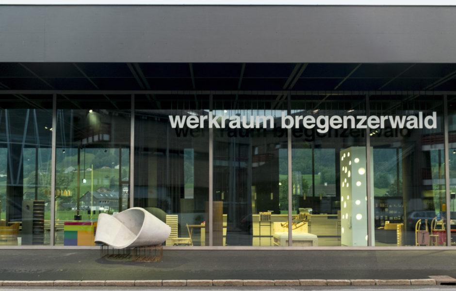 Werkraumhaus Andelsbuch, Bregenzerwald (c) Peter Loewy