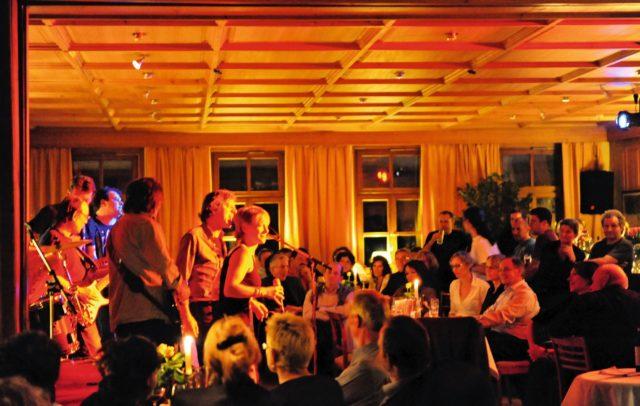 Wälderness im Gasthof Hirschen, Schwarzenberg (c) kunst.hotel nach wälder.art