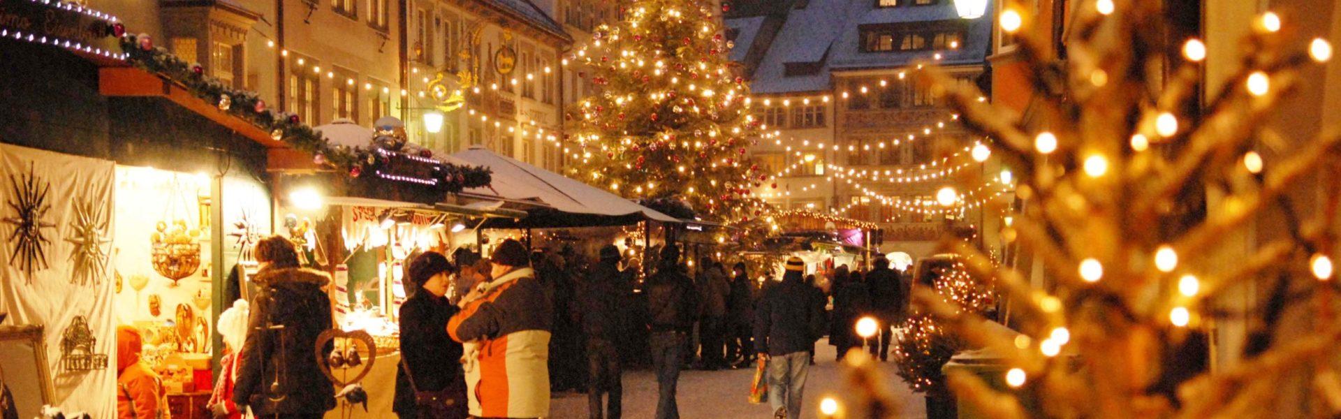 Weihnachtsmarkt Feldkirch, Bodensee-Vorarlberg, Advent in Vorarlberg © Stadtmarketing und Tourismus Feldkirch