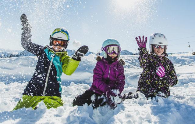 Bergerlebnis Familie - Kinder-Skisafari, Golm, Montafon © Illwerke Tourismus