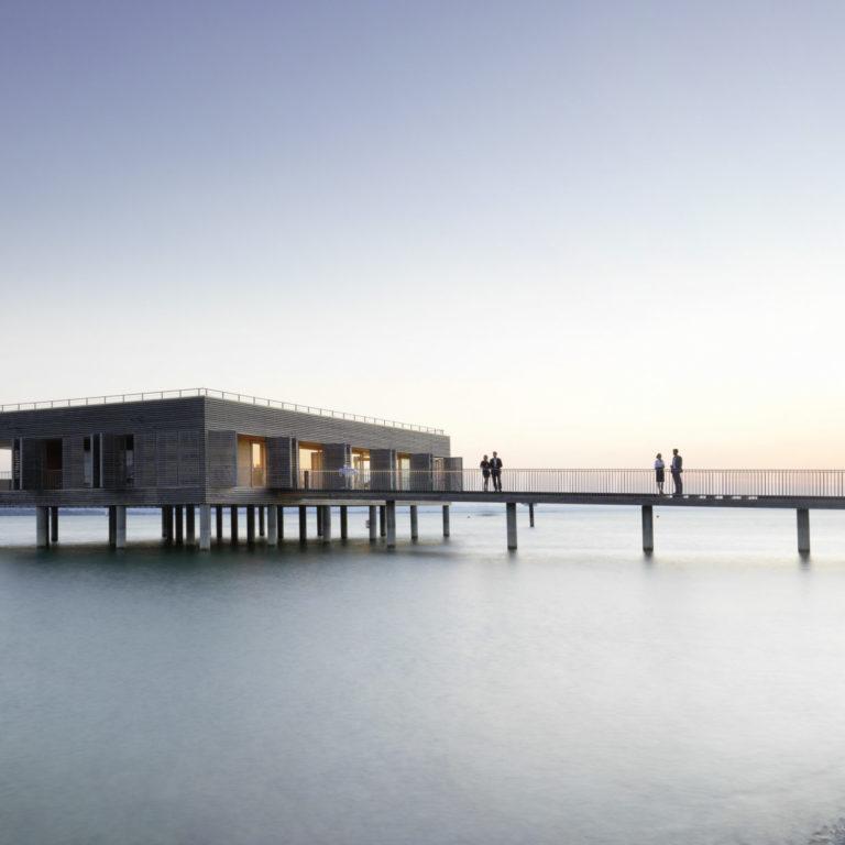 Badehaus, Seehotel am Kaiserstrand, Lochau, Bodensee, Tagung und Kongress (c) Peter Burgstaller / Österreich Werbung