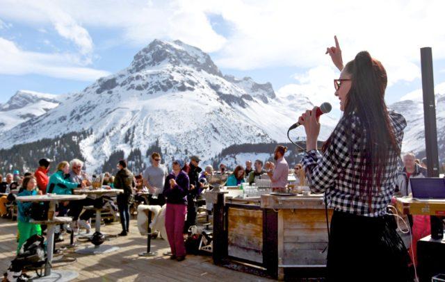 Tanzcafe Arlberg © Lech Zürs Tourismus