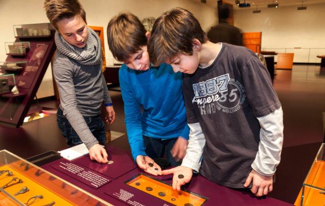 Kulturvermittlung im vorarlberg museum © Markus Tretter / vorarlberg museum
