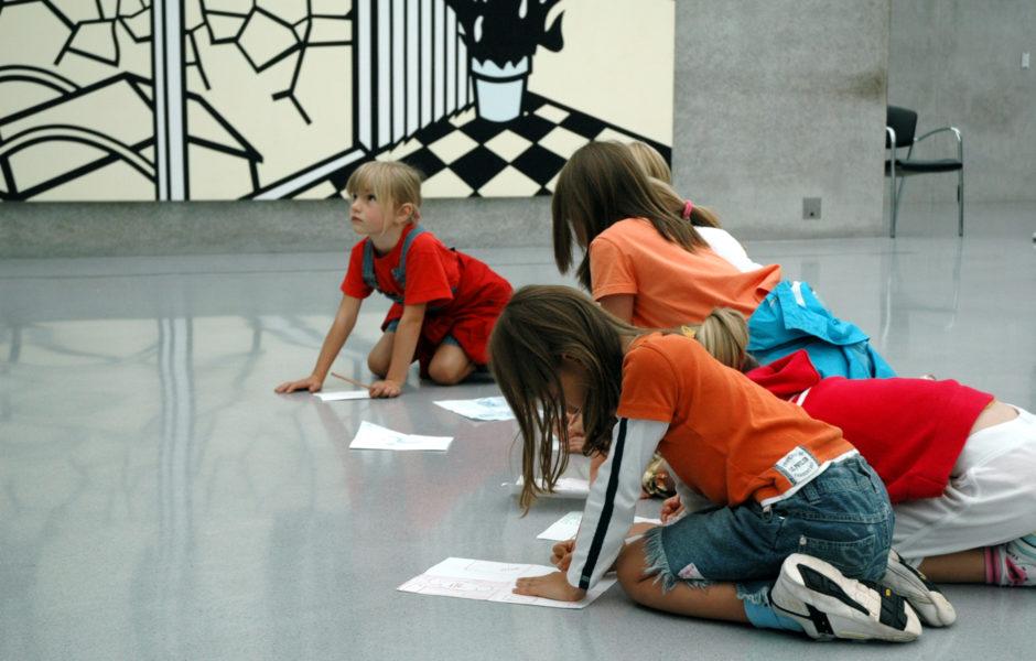 Kunst-Vermittlung Kunsthaus Bregenz © KUB-Vermittlung/Kunsthaus Bregenz