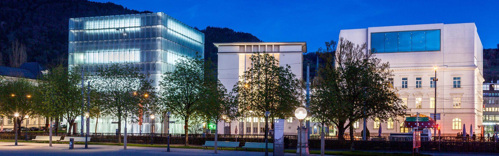 Kunsthaus Bregenz, 2015, Foto Matthias Weissengruber (c) Kunsthaus Bregenz