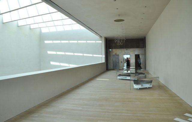 vorarlberg museum, bregenz, architektur (c) andreas praefcke / wikimedia commons