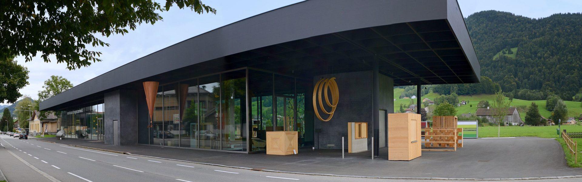 Bregenzerwald Werkraum Exhibition Handwerk Form 2018