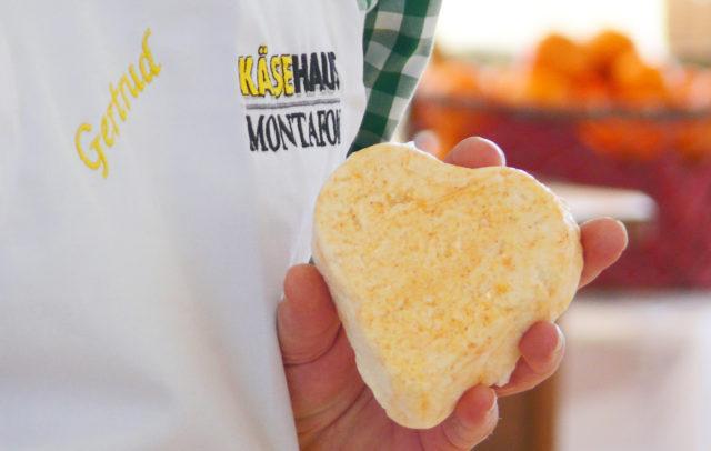 Sura Kees aus dem Käsehaus Montafon © Käsehaus Montafon