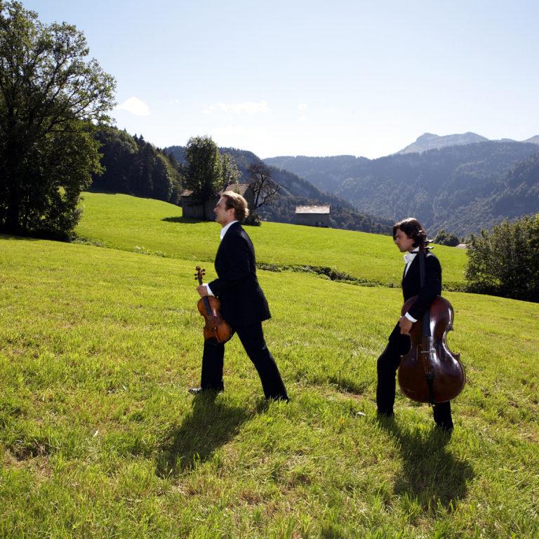 Musiker in Schwarzenberg © Christoph Lingg