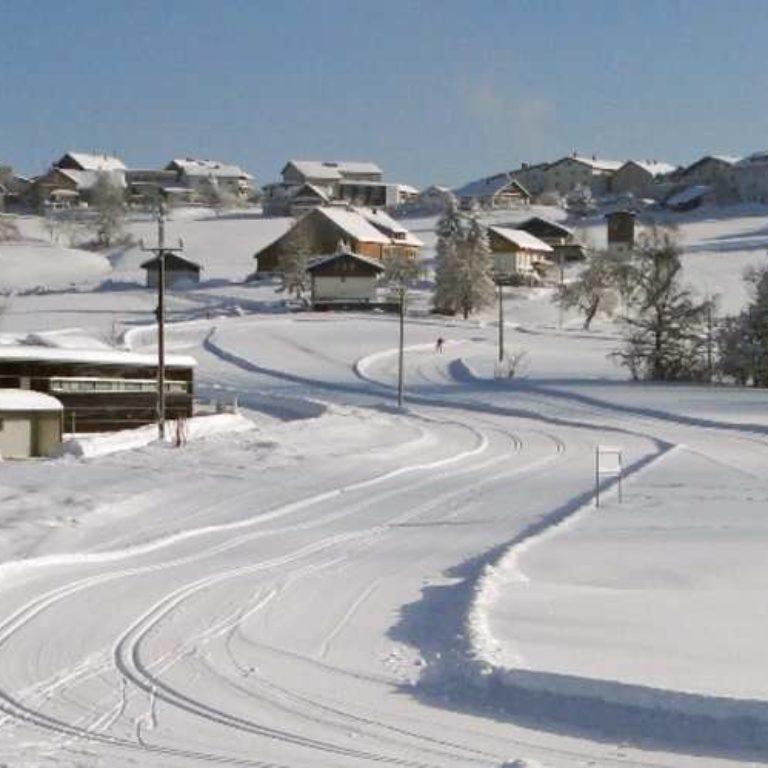 Langlauf im Nordic Sport Park, Sulzberg, Bregenzerwald (c) Nordic-Sport-Park