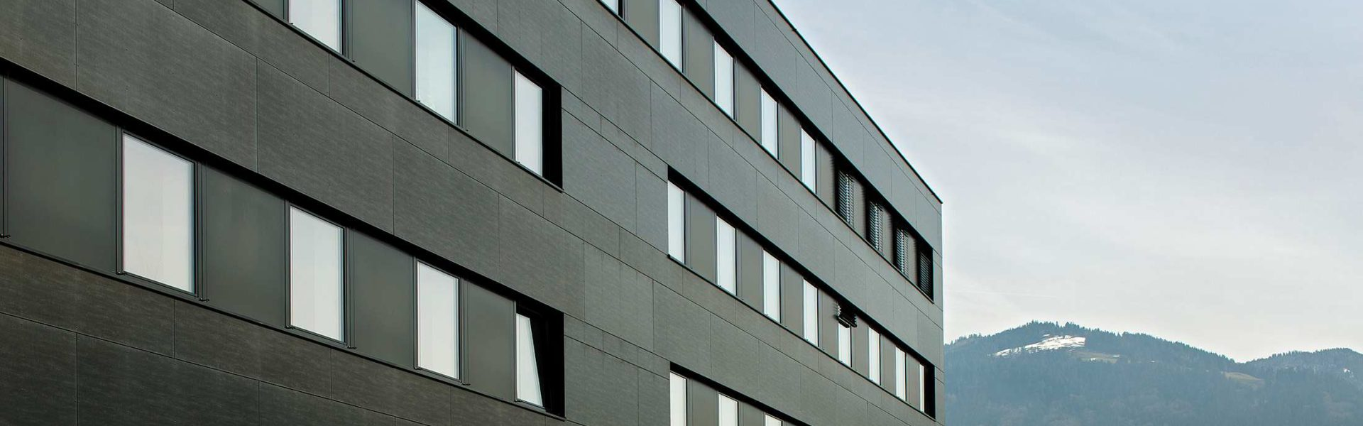 Hypo Office Dornbirn, Sitz der Vorarlberg Tourismus GmbH (c) Albrecht Imanuel Schnabl