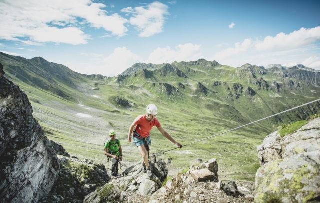 Klettersteig Montafon : Klettersteige in vorarlberg