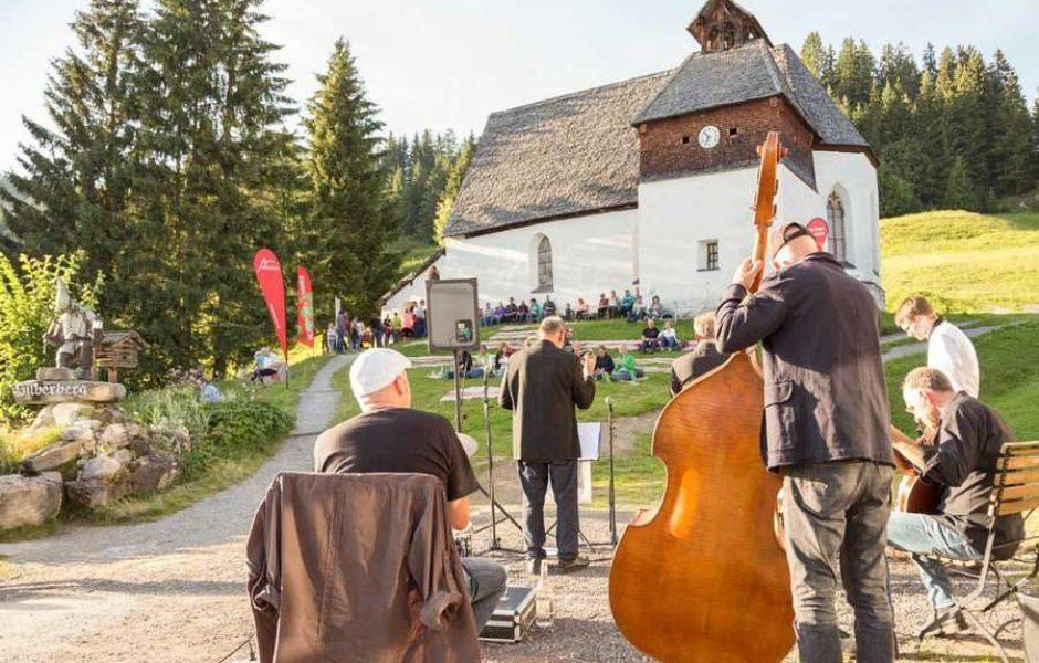Montafoner Resonanzen, Jazz, New-Orleans-Dixie-Stompers (c) Andreas Haller, Montafon Tourismus GmbH