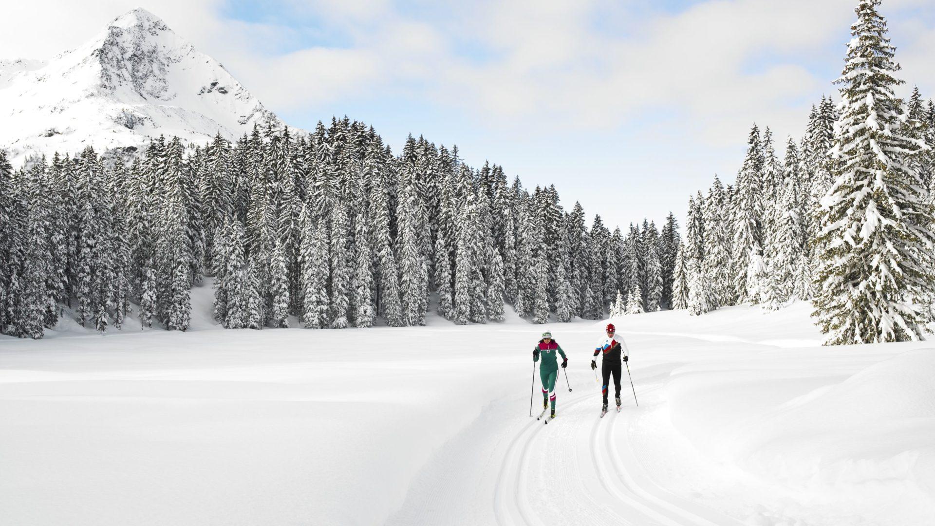 Langlaufen im Montafon (c) Alex Kaiser / Montafon Tourismus