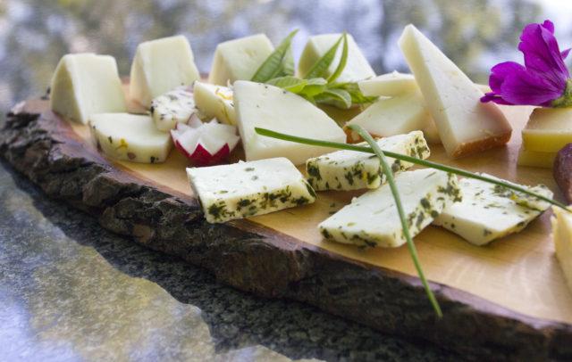 Cheese from Metzler-Molke in Egg © Kristin Stalnionyte / Vorarlberg Tourismus