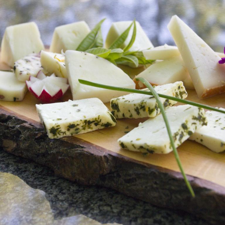 Souvenir aus Vorarlberg, Käse v on Metzler-Molke in Egg, Bregenzerwald spread