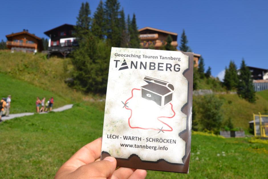 Bergerlebnis in Vorarlberg, Geocaching am Tannberg © Lech-Zürs Tourismus/Warth-Schröcken-Tourismus