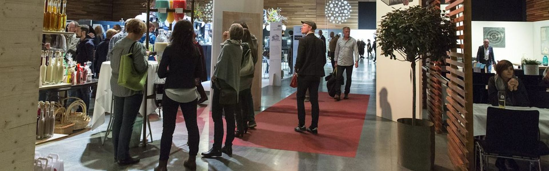 Messe Gustav, Design-Mode-Konsumkultur, gustav fair (c) Sarah Schmid / Dornbirner-Messe