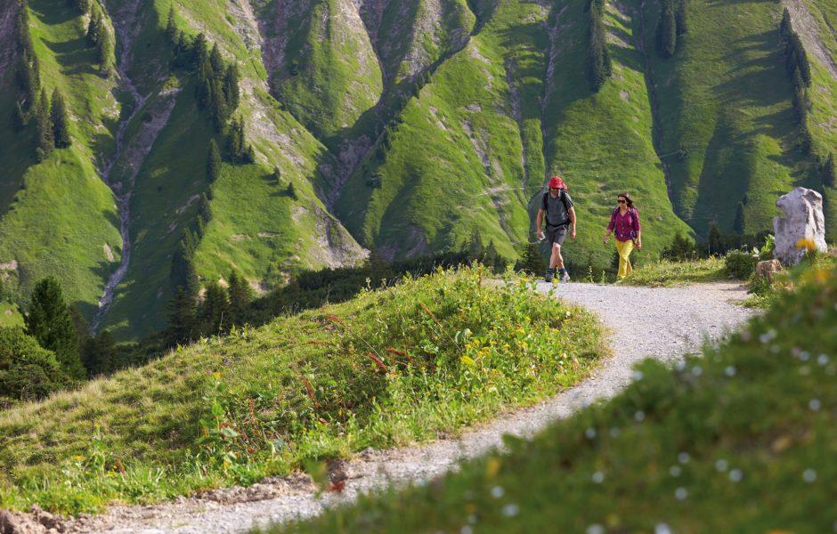 Min Weag-Etappe 10, Arlberg, Kleinwalsertal (c) Peter Mathis / Vorarlberg Tourismus