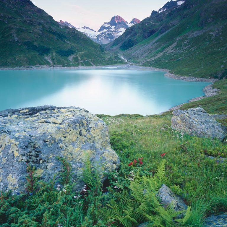 Min Weag, Silvretta-Stausee, Montafon (c) Popp Hackner / Vorarlberg Tourismus