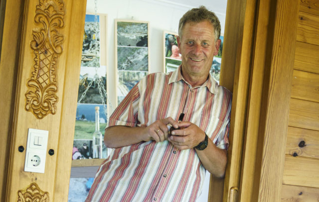 Konrad Stadelmann, Sibratsgfäll, Georunde Rindberg (c) Dietmar Denger / Vorarlberg Tourismus