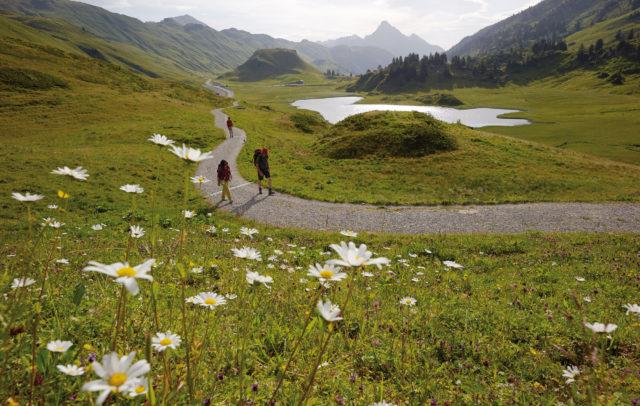 Min Weag-Etappe 10-Kalbelesee © Vorarlberg Tourismus