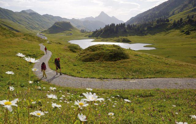 Min Weag-Etappe 10-Kalbelesee (c) Vorarlberg Tourismus