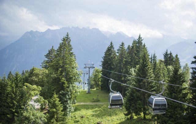 Sommerbergbahnen, Seilbahn, Muttersbergbahn Bludenz (c) Vorarlberg Tourismus