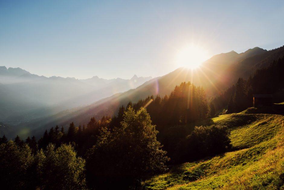 Herbst im Montafon, Panoramagasthof Kristberg (c) Markus Gmeiner - Vorarlberg Tourismus