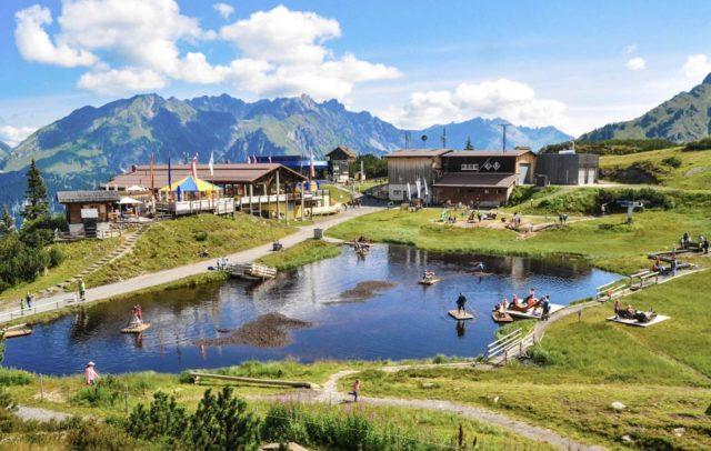 Bärenland, Bergbahnen Sonnenkopf, Klösterle (c) Klostertal.travel